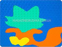 Игровой коврик-мозаика «Животные и морские обитатели»