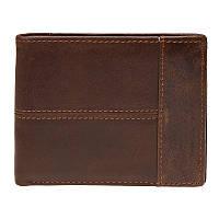 Кожаное портмоне Keizer k18193-brown