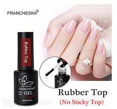 Rubber Top No Sticky Каучуковый топ без липкости Francheska, 8 ml