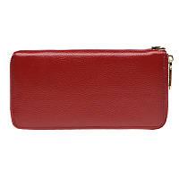 Женский кожаный кошелек Keizer K12707-red