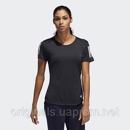 Жіноча футболка Adidas Own the Run W DQ2618, фото 2
