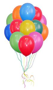 Воздушные шары и аксессуары к шарикам