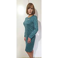 Платье женское осеннее 48 (44, 46, 50, 52) №386