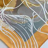 10730-2, павлопосадский платок из вискозы с подрубкой, фото 8