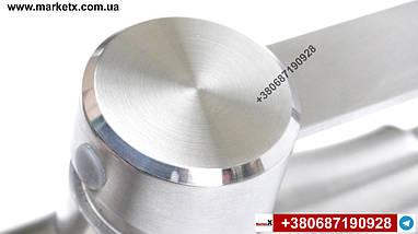 Смеситель для кухни из нержавеющей стали высокое качество U-870, фото 3