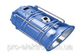 Фонарик туристический RIGHT HAUSEN ALEX аккумулятор 650mAh 1W+6 SMD LED HN-314024