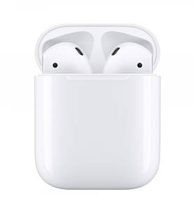 Наушники Apple AirPods 2019 (2 поколения) with Charging Case (MV7N2)