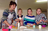 Семейный мастер-класс по изготовлению восковых свечей, фото 10