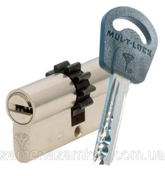 Установка и замена замка цилиндра MUL-T-LOCK, Abloy, Cisa, Mottura, монтаж броненакладок Киев