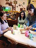 Семейный мастер-класс по изготовлению восковых свечей, фото 3