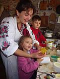 Семейный мастер-класс по изготовлению восковых свечей, фото 2