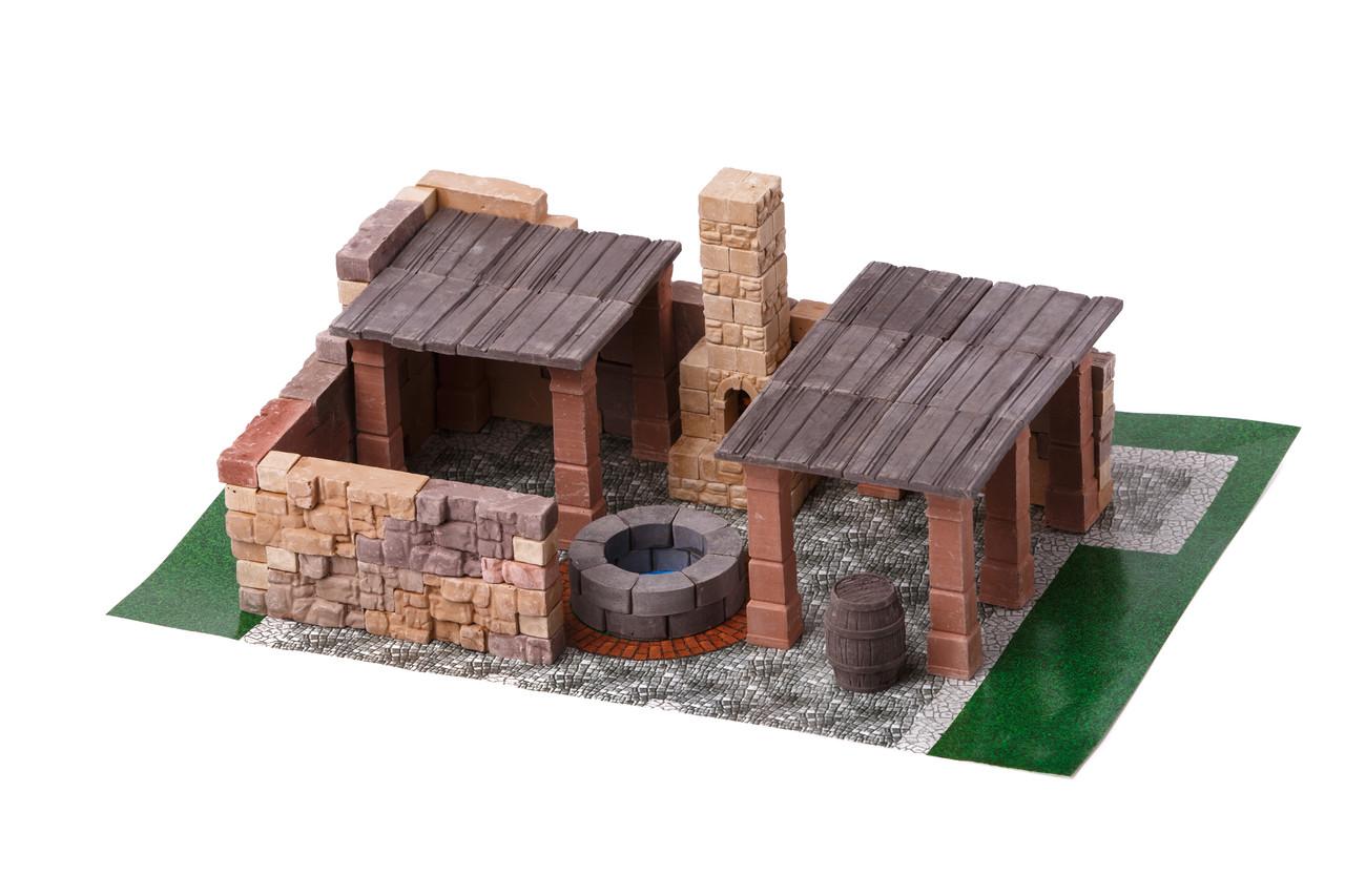 Кузня | Конструктор из мини-кирпичиков | 150 деталей | Країна замків та фортець (Україна)
