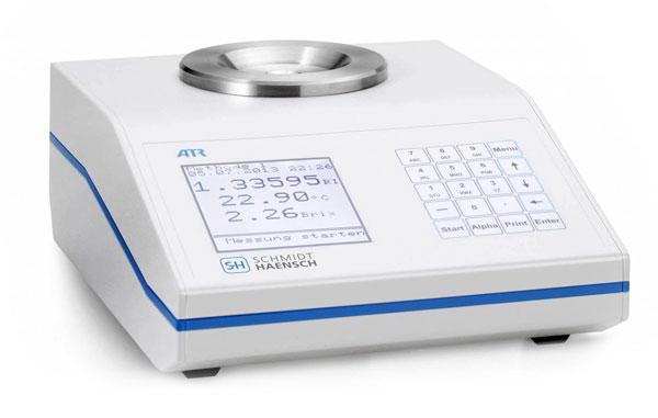 Рефрактометр высокоточный ATR-BR (0,00001 RI│0,01 %Brix) SCHMIDT+HAENSCH