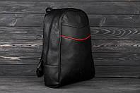 Рюкзак кожаный Puma XMR x black мужской / женский