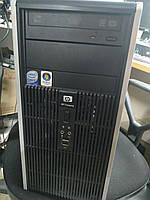 Двухъядерный компьютер под windows 10 HP Compaq(Core2Duo, 4GB, 250 Gb), фото 1