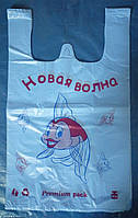 Майка с рисунком 29х48 Новая волна (Рыбка) от Premium pack