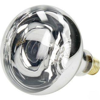 Лампа інфрачервона Farma HardGlass біла 150W