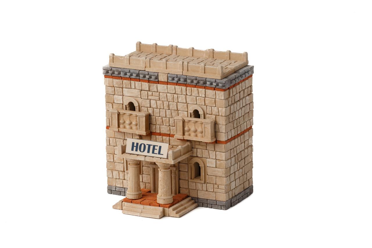 Керамический конструктор Отель