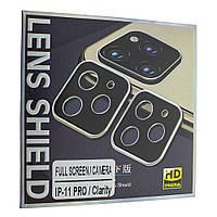 Стекло для камеры 3D FULL SCREEN CAMERA LENS SHIELD APPLE IPHONE 11 PRO