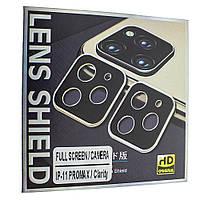 Стекло для камеры 3D FULL SCREEN CAMERA LENS SHIELD APPLE IPHONE 11 PRO MAX