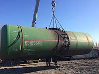 ЖД цистерна 73 m³ (резервуар, бочка, емкость металлическая) Есть недорогая доставка!