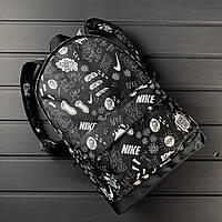 Рюкзак городской Nike Non Stop X-black молодежный мужской / женский