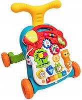 Детские интерактивные ходунки-столик М5473