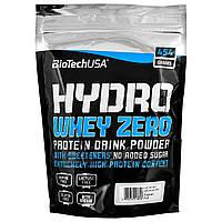 Протеин Гидролизат сыворотки без лактозы Hydro Whey Zero BioTech 454 г крем-печенье