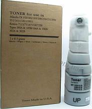 Тонер TN114/106/105/302 для bizhub 162/163, MINOLTA Di152/1611 (413 гр)  Tomoegawa