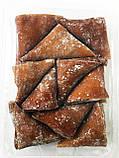 Лукум- уголки KEYIFCE Турция с фисташками 400гр ,  восточные сладости, фото 6