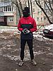 Зимняя веломаска - балаклава (утепленная, флис), фото 5