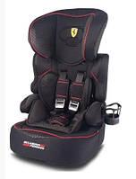 Детское автокресло Ferrari Beline 9-36 кг черное