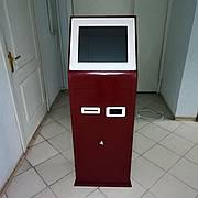 Терминал пополнения счета ПТКС-4, терминал оплаты, платежный терминал, платіжний термінал , аппарат пополнения