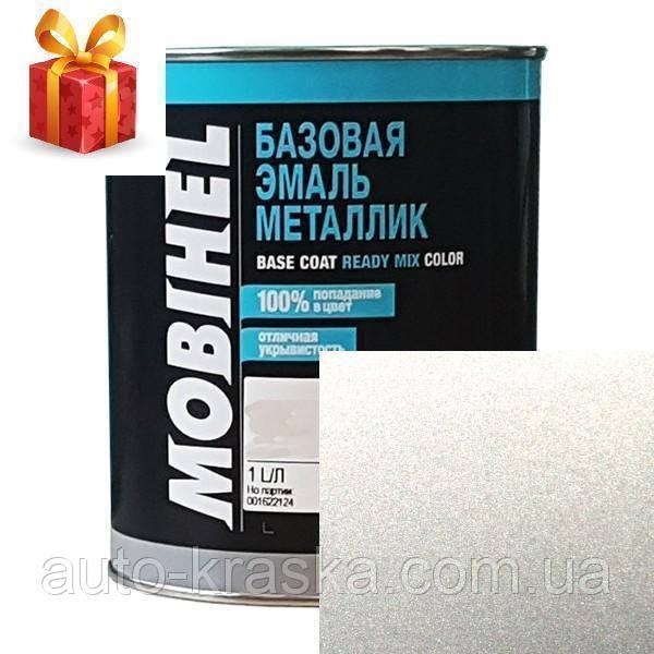 Автокраска Mobihel металлик 610 Рислинг 1л.