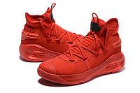 Мужские Баскетбольные кроссовки  Under Armour Curry 6(Red), фото 1