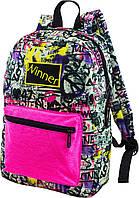 Подростковый молодежный рюкзак для девочек Winner one для старшеклассницы (155)
