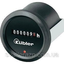 Счетчик моточасов электромеханический  HR 47 Kubler