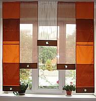 Японские панельки Терракот Горизонталь, фото 1