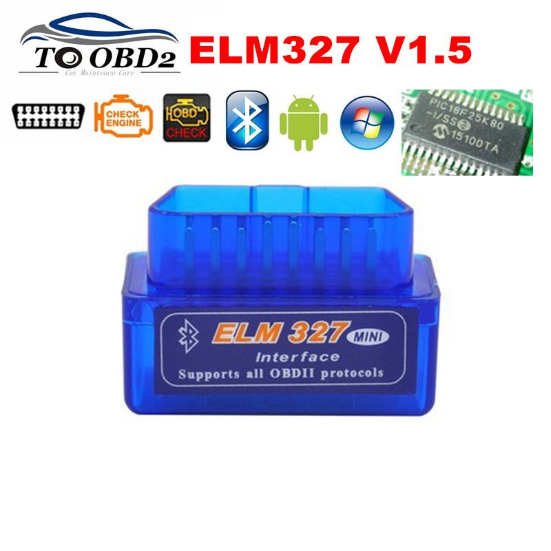 OBD2 ELM327 Mini Bluetooth V1.5 (250)