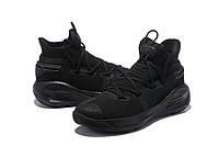 Мужские Баскетбольные кроссовки  Under Armour Curry 6(Black), фото 1