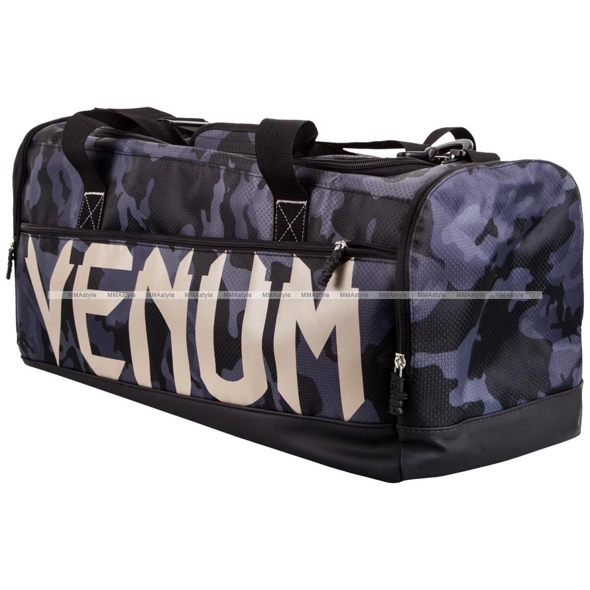 Сумка Venum Sparring Sport Bag Dark Camo