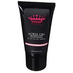 Acryl gel (поли гель)  Master Professional , 60 мл  (Nude)