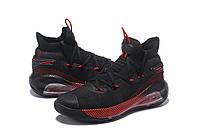 Мужские Баскетбольные кроссовки  Under Armour Curry 6(Black/red), фото 1