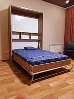 Шкаф кровать 140 см