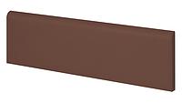 Клинкерная плитка цоколь King Klinker (03) Рубиново красный 73х245х10, фото 1