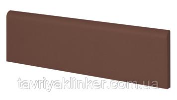 Клинкерная плитка цоколь King Klinker (03) Рубиново красный 73х245х10