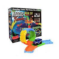 Светящаяся дорога Magic tracks на 360 деталей | Гоночный трек