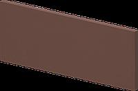 Клинкерный подступень King Klinker (03) Коричневый 150х330х12, фото 1