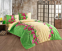 Махровое постельное бельё – Ирисы