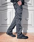 Джинсы мужские ITENO (Tophero) оригинал р.36 прямые серые весна/осень (есть другие цвета), фото 4